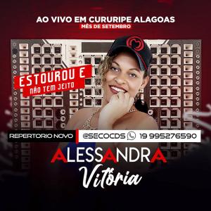 Alessandra Vitoria - Ao Vivo Em Coruripe Alagoas Rep.Novo 2022