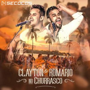 Clayton e Romário - No Churrasco 2021