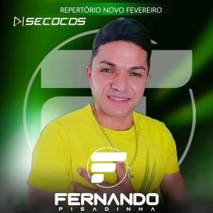 Fernando Pisadinha - Repertorio Novo Fevereiro 2021