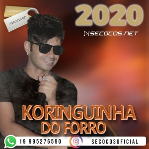 koringuinha Do Forro - Promocional De Março 2020