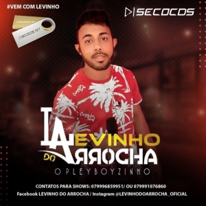 Levinho Do Arrocha - Promocional De Julho 2020