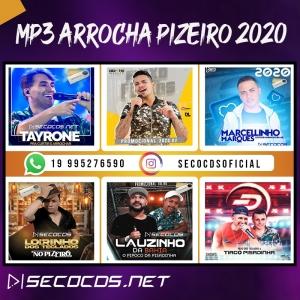 Mp3 Arrocha Pizeiro - Promocional De Agosto 2020