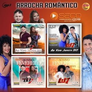 MP3 Arrocha Romântico - Promocional Março