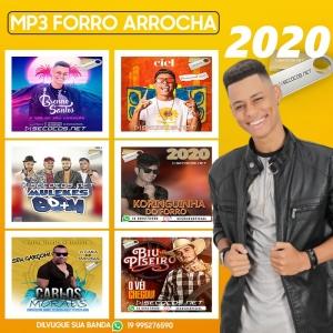MP3 - Forro Arrocha 2020