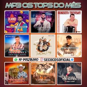 MP3 Os Tops - Do Mês 2021