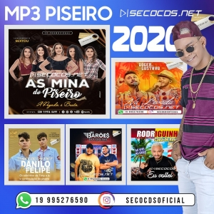 MP3 - Piseiro Promocional Abril 2020