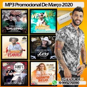 MP3 - Promocional De Março