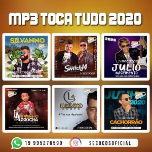 MP3 TOCA TUDO - Promocional De Agosto 2020