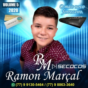 Ramon Marçal - O Mais Novo Forrozeiro Vol.5  2020