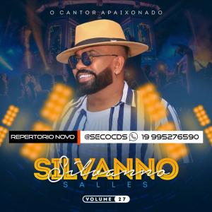 Silvanno Salles - Promocional Vol.27 2022