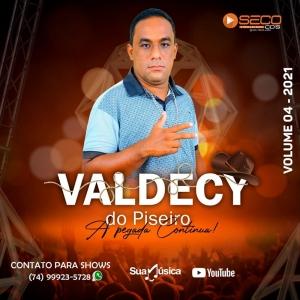 Valdecy Do Piseiro - Promocional Maio Vol 4 2021