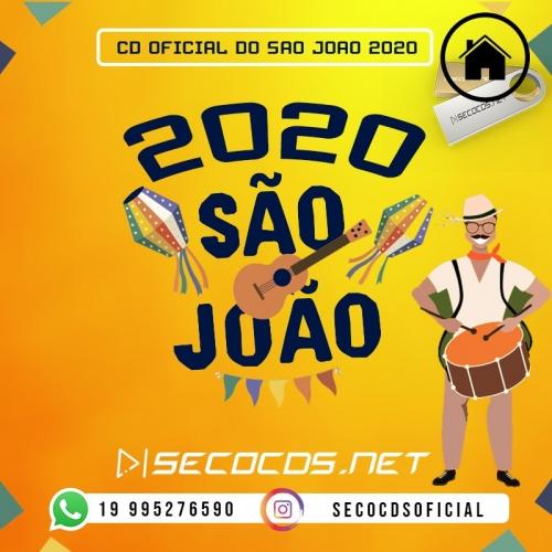 CD Oficial Do São João - Arrasta Pé 2020