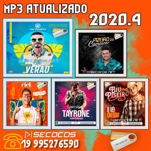 MP3 - Atualizado  Abril  2020