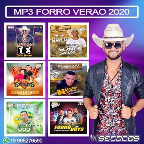 MP3 - Forro Verao 2020