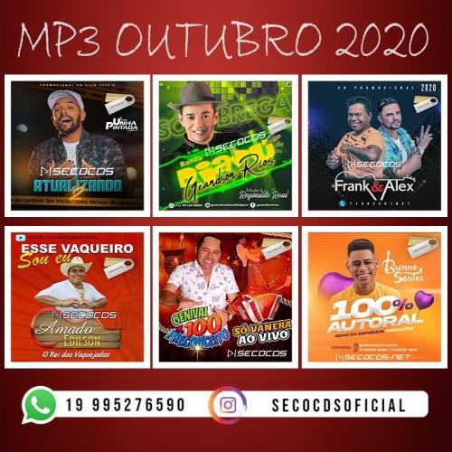 MP3 Outubro - Promocional 2020