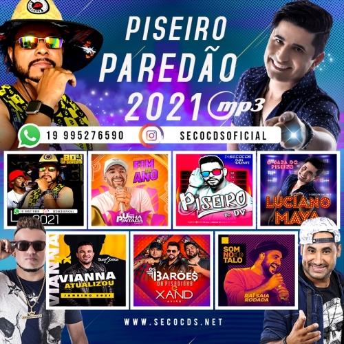 MP3 Piseiro Paredao - Promocional Janeiro 2021