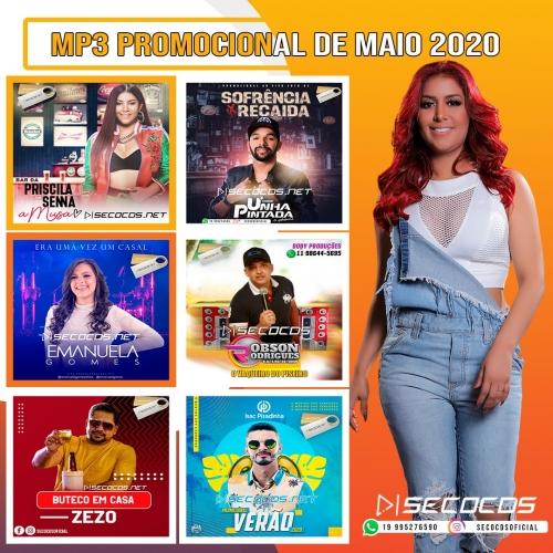 MP3 - Promocional De Maio 2020