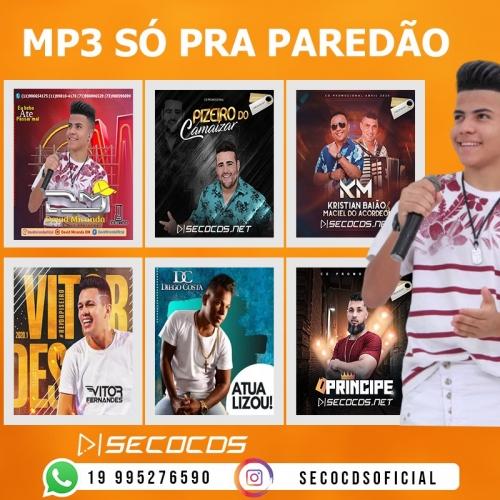 MP3 - Só Pra Paredão 2020