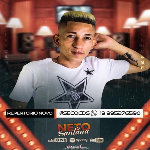 Neto Santana - Repertório Novo Agosto 2021