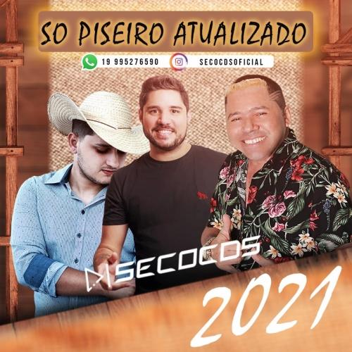 Só Piseiro Atualizado - Promocional 2021